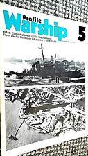 PROFILE WARSHIP #5: HMS CAMPBELTOWN (USS BUCHANAN) FLUSH DECKER DESTROYER (1971)