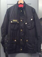 Men's Barbour international Jacket Black Size M