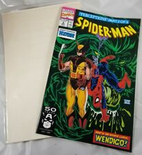 Spider-Man #9 Vol. 1 Perceptions Part 2 of 5 Todd McFarlane 1991 Issue