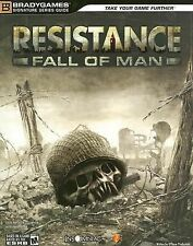 Resistance: Fall of Man Signature Series Guide (Bradygames Signature) (Bradygame