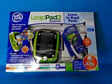 LEAP FROG LeapPad2 #69003 LEARNING TABLET 4GB MEMORY 325+ GAMES EBOOKS MUSIC