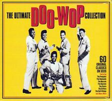 THE ULTIMATE DOO-WOP COLLECTION - 60 ORIGINAL CLASSIC (NEW SEALED 3CD)