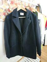 New Papaya Weekend navy blue coat size 16 coatigan
