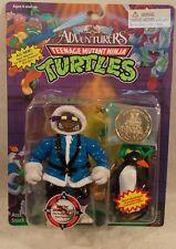 Teenage Mutant Ninja Turtles TMNT 1995 Adventurers Arctic Donatello Don Coin MOC
