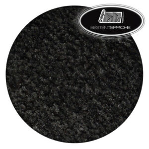Soft & Cheap Round Rugs 9 Colours Feltback Twist Bedroom Each Size