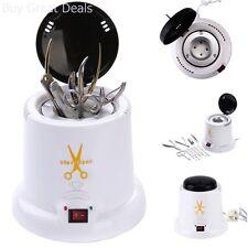 Metal Nipper Tweezers Clean Sterilizer Pot Tool Beauty Salon Nail Art Equipment