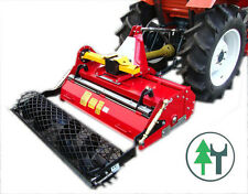 Umkehrfräse UMK105 Bodenumkehrfräse mit Walze Traktorfräse, Bodenfräse