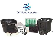Aquascape 8'x11' MicroPond Kit 1,000 Gallons Backyard DIY Complete POND KIT!!