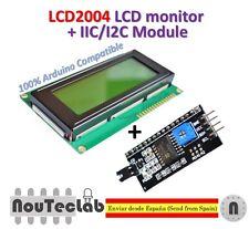 LCD2004 LCD monitor 2004 5V Backlight Screen + IIC I2C Module