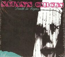 Death In Vegas - Satans Circus - 2 CD, Limited Edit., incl. Live at Brixton, NEU
