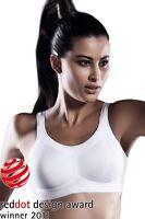 "Sport-BH momentum HIGH in WEISS ""Marke Anita Active"" Gr. 65-105 Cup. A-H"
