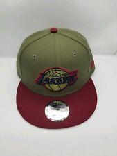 NEW ERA 9FIFTY SNAPBACK HAT.   NBA LOS ANGELES LAKERS.