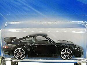 HOT WHEELS VHTF 2010 NEW MODELS SERIES PORSCHE 911 GT2 HEADLIGHT ERROR