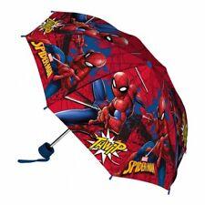 Ombrello richiudibile Spiderman Marvel Uomo Ragno 8 raggi Bambino - M00188mc