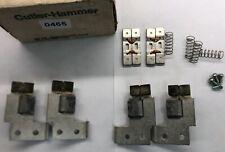 Cutler Hammer 6-14 Contact Kit Eaton Starter Contactor Starter Rebuild Kit