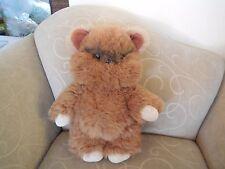 "Vintage 1983 Kenner Wicket the Ewok Plush 15"" Stuffed Animal"