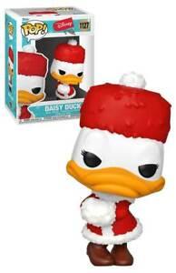 Funko POP! Disney Mickey & Friends #1127 Daisy Duck (Holiday) - New, Mint Condit