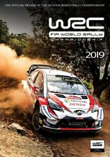 WRC 2019 FIA World Rally Championship - OTT TANAK Toyota Gazoo Yaris  NEW DVD 📀