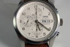 ORIS XXL, CHRONOGRAPH - Automatic, Herrenuhr,  Modell: ref. Nr. 7515 , gebraucht