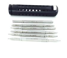 Bone Screwdriver Kit Quick Coupling Handle Veterinary Orthopedic Instrument Hex