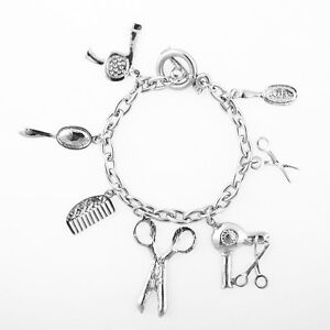 Modeschmuck Jewelry Armschmuck Armband Friseur Körperschmuck Schmuck Armkette