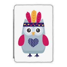 "Festival OWL Penacho Funda para Kindle 6"" E-Reader - Aves Lindo"