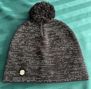 New Galvin Green Black Winter Hat/Beanie