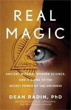 REAL MAGIC: Ancient Wisdom, Modern Science, (1524758825)
