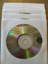 Lenovo ThinkCentre A61 recovery CDs 45C0820 Windows XP Pro SP2 NEW