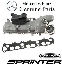 For Mercedes OM642 V6 3.0L TDI Passenger Right Intake Manifold & Gasket Genuine