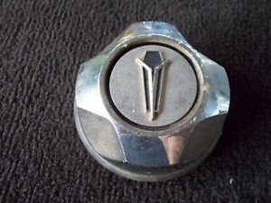 Vintage OEM 1978 1979 Plymouth Champ alloy wheel center cap 349-0