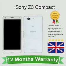 Unlocked Sony Xperia Z3 Compact D5803 Android Mobile Phone 16GB Smartphone White