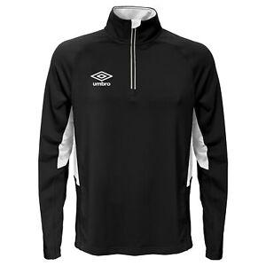 Umbro Men's Off Field Pullover 1/4 Zip Jacket, Color Options