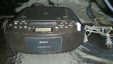 Sony Cfd-S50 Boombox Line-in Jack Headphone Digital Cd-R Mp3 Cd Playback
