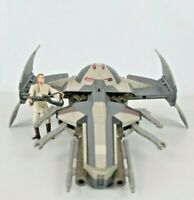 """Star Wars Imperial Star Ship Fighter Expandable Wings 11""""  2007 Hasbro"""