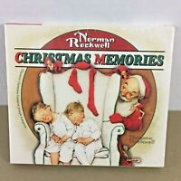 Christmas Memories Norman Rockwell guitar Christmas favorites music CD new
