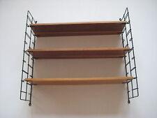 String Regal # Shelf Unit # Regalsystem Wandregal # 60er 70er Vintage Retro
