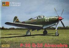 RS Models 1/72 P-39 Q-25 Airacobra # 92136
