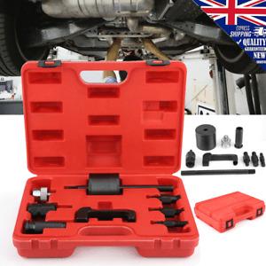 Diesel Common Rail Injector / Puller / Extractor Set Slide Hammer 8pcs CDI