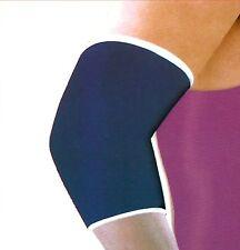 ELLENBOGENBANDAGE blau Sportbandage Ellenbogen Bandage Bandagen Tennisarmbandage