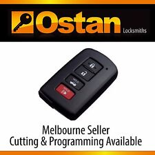 Refurbished Complete Toyota Smart Key to suit Aurion 11-17 & Camry 11-17