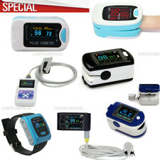 Contec Wristhandheldfinger Pulse Oximeter Spo2 Heart Rate Blood Oxygen Monitor