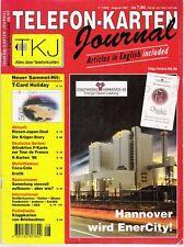 TK Telefonkarten Zeitung TKJ Telefonkarten Journal 1997 Nr. 8