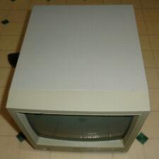 "~Vintage Panasonic WV-BM990 Video Monitor Monochrome CCTV CRT 9"" ~~Works~~"