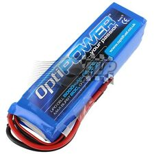 Optipower Lipo Cell Battery 5000mAh 6S 30C OPR50006S