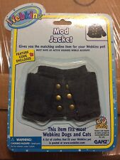 Webkinz Clothing Mod Jacket With Online Code From Ganz Plush