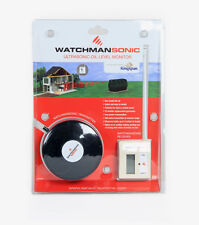 Watchman Sonic Ultrasonic Oil Level Monitor Heating Tank Indicator Gauge Sensor