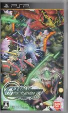 Used Gundam Memories -Tatakai no Kioku (Sony PSP, 2011) Japan Import