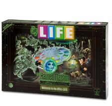 Disney Parks Haunted Mansion The Game of Life Board Game Theme Park Edition Fun