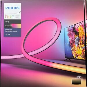 "🔥 Brand NEW Philips Hue Play Gradient Lightstrip 75"" Inch LED Light Strip🔥"